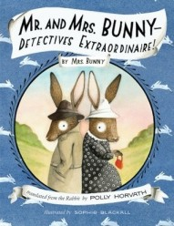 Cover of book, Mr. and Mrs. Bunny